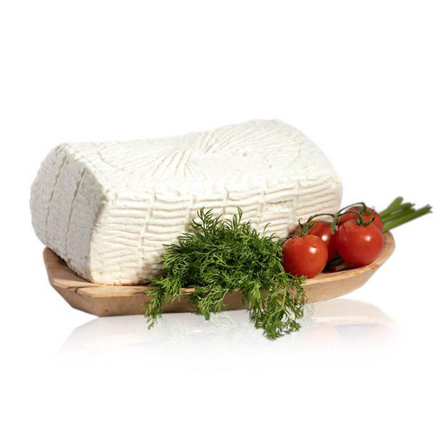 Brânză creață de vacă